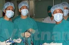 150 bác sĩ ngoại học nghề ở Bệnh viện Chợ Rẫy