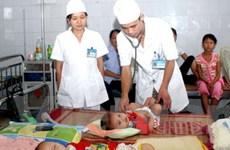 TP.HCM: Gia tăng bệnh nhi nhập viện do nắng nóng