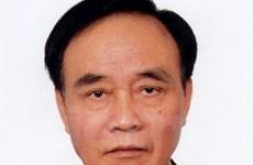 Nguyên Trưởng Ban Tổ chức Trung ương từ trần