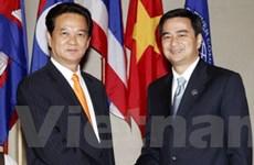 Thủ tướng gặp lãnh đạo các nước tại Hua Hin