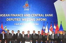 Các thứ trưởng tài chính ASEAN họp ở Nha Trang