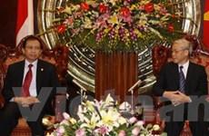 Việt Nam-Indonesia đẩy mạnh hợp tác hai Quốc hội