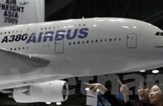 Airbus đã vượt Boeing trên thị trường máy bay