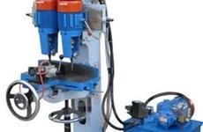 Chế tạo máy đục gỗ mộng thủy lực tự động giá rẻ