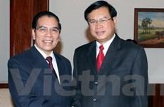 Lào luôn coi trọng hợp tác toàn diện với Việt Nam