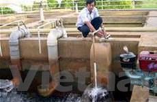 Mực nước ngầm Thành phố Hồ Chí Minh tụt sâu