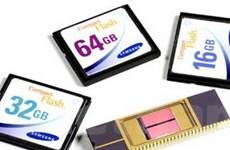 Samsung sản xuất hàng loạt chip NAND 20nm