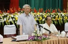 Bà Rịa-Vũng Tàu phát triển công nghiệp trình độ cao