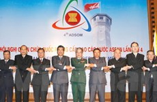 Hội nghị quan chức quốc phòng cấp cao ASEAN
