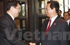 Đẩy mạnh quan hệ hợp tác Việt Nam-Thượng Hải