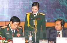 Hoàn tất cơ sở mở rộng hợp tác quốc phòng ASEAN