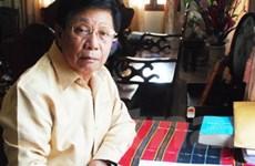 Tác phẩm về Hồ Chí Minh được đón nhận tại Lào