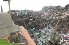 Vi phạm kéo dài tại xí nghiệp xử lý rác Bình Dương
