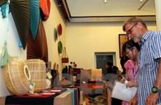 Triển lãm giới thiệu hàng mỹ nghệ Việt tại Pháp