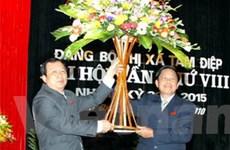 Đại hội điểm bầu trực tiếp lãnh đạo tại Ninh Bình