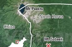 Triều Tiên có vô số hầm tên lửa ở khu vực Paektu