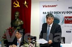 VietnamPlus ra mắt phiên bản mobile đa ngôn ngữ