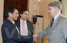 Tham vấn chính trị thứ trưởng ngoại giao Việt-Nga