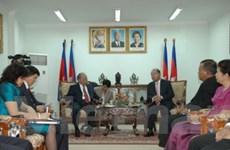 Việt Nam và Campuchia đẩy mạnh hợp tác về y tế