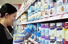 Chưa xuất hiện sữa bột chứa hormone cao ở VN