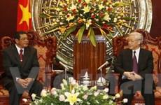 Quan hệ Việt Nam và Campuchia là tài sản vô giá