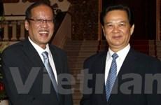 Thúc đẩy quan hệ hợp tác Việt Nam và Philippines