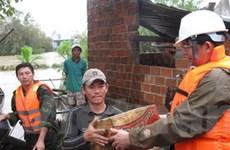 Người Việt tại các nước ủng hộ đồng bào bị bão lụt