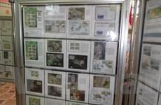 Triển lãm Viet Stamp vì môi trường tại TP.HCM