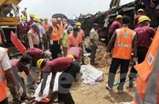 Số người chết trong tai nạn ở Ấn Độ đã lên tới 150