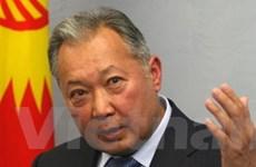 EU bàn về triển khai cảnh sát quốc tế ở Kyrgyzstan