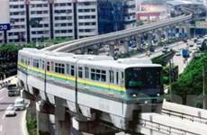 Đề xuất xây tàu điện một ray giảm ùn tắc ở Hà Nội