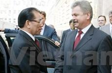 Tổng Bí thư thăm Tập đoàn dầu khí Zarubezhneft