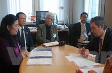 Đề nghị tăng đối thoại giữa Việt Nam-Nghị viện EU