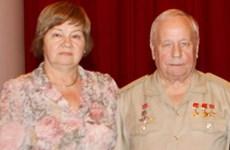 Lãnh đạo Bộ Quốc phòng tiếp nhà du hành Gorbatko
