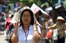 Xuất hiện nắng nóng cục bộ ở các tỉnh miền Trung