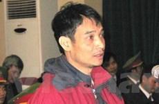 Thi hành án tử hình trùm ma túy Trịnh Nguyên Thủy