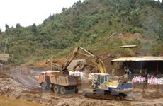 Bổ sung vào quy hoạch ba điểm mỏ quặng mangan