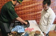 Phát hiện đường dây chuyển ma túy từ Lào vào VN