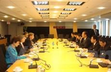 Thu hút doanh nghiệp Hoa Kỳ đầu tư vào Việt Nam