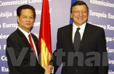 Việt Nam thúc đẩy hợp tác giữa ASEAN với đối tác