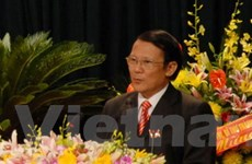 Ông Trần Xuân Lộc giữ chức Bí thư Tỉnh ủy Hà Nam