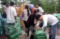TP.HCM hỗ trợ các tỉnh miền Trung gần 17 tỷ đồng