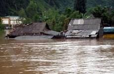 Nhiều tổ chức quốc tế cam kết hỗ trợ cho dân bị lũ