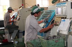 Tăng cường xây dựng giai cấp công nhân Việt Nam