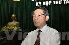 Quốc hội bàn về việc sửa đổi các luật về bầu cử