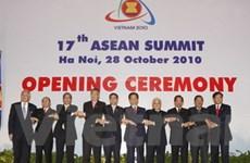 Tuyên bố Chủ tịch của Hội đồng cấp cao ASEAN 17