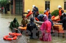 Thủy điện tăng lưu lượng xả lũ, Phú Yên ngập sâu