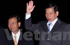 Chủ tịch nước tới Nhật dự Hội nghị cấp cao APEC 18