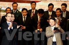 Trao giải Cúp vàng chất lượng xây dựng Việt Nam