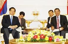Quyết tâm làm sâu sắc quan hệ Việt Nam-Campuchia